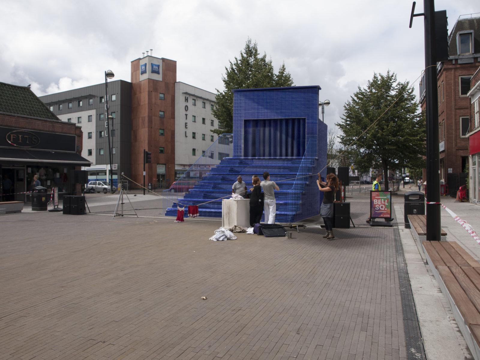 Bell Square Pavillion