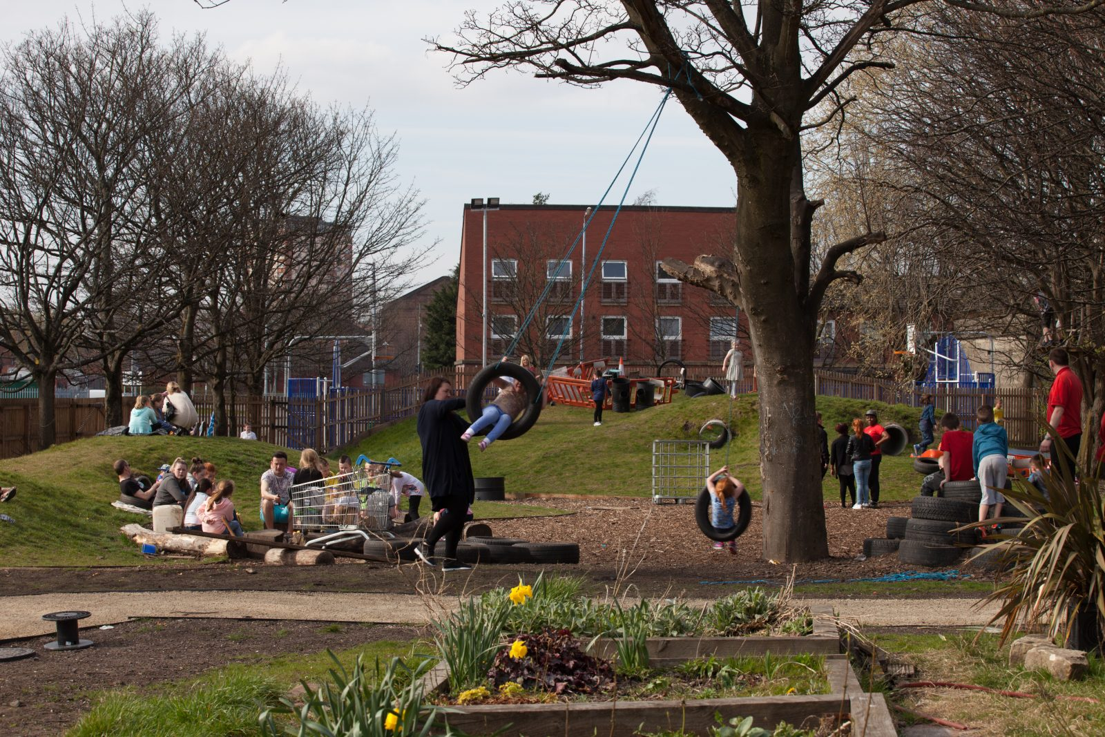 Baltic Street Adventure Playground
